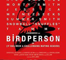 Bird Person by Diego Martinez Gomez