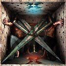 "Ecce Homo 109 "" THE X -MEN"" by Polygonist"