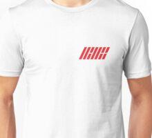 iKON logo red Unisex T-Shirt