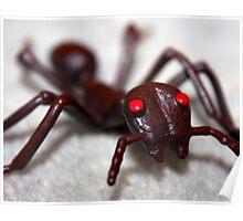 Mr Ant Poster