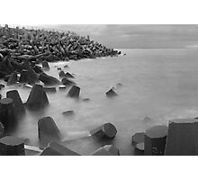 Torness Nuclear Plant Photographic Print
