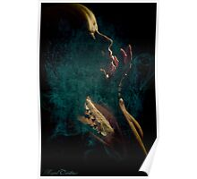 Rachael - Blue Myst Poster