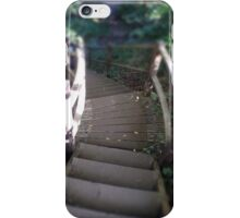 A long winding stair iPhone Case/Skin