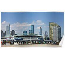 Docklands Melbourne Poster