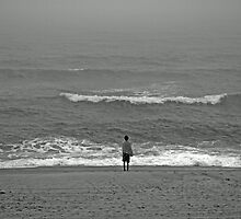 Alone  by David Spector