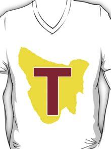Map of Tassie T-Shirt