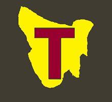 Map of Tassie Unisex T-Shirt