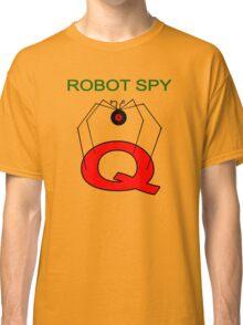 Jonny Quest Robot Spy! Classic T-Shirt