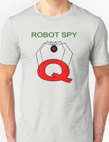 Jonny Quest Robot Spy! T-Shirt