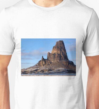 Snow in Winter - Northern Arizona Unisex T-Shirt