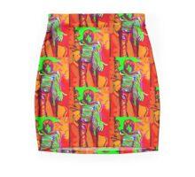 Drakerix Green Mini Skirt
