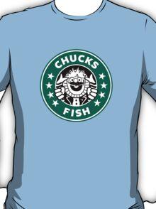 Lew Zealand - CHUCKS FISH T-Shirt