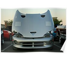 UVBEENBIT - Dodge Viper  Poster