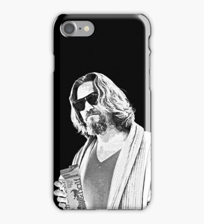 The Big Lebowski -The Dude iPhone Case/Skin