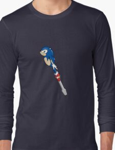 The Doctor's Sonic Screwdriver Long Sleeve T-Shirt