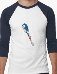 The Doctor's Sonic Screwdriver Men's Baseball ¾ T-Shirt
