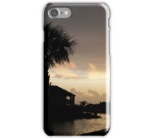 Sydney Harbour Cypress Tx. Evening Shoot - IV Shadows iPhone Case/Skin