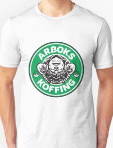 Arboks koffing pokemon starbucks parody Unisex T-Shirt