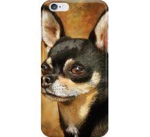 Chihuahua Portrait iPhone Case/Skin