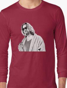 The Big Lebowski -The Dude Long Sleeve T-Shirt