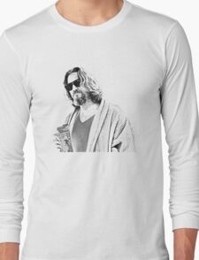 The Big Lebowski -The Dude Long Sleeve T-Shirt
