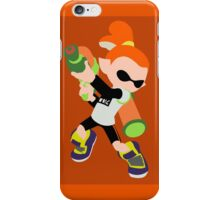 Inkling Boy (Orange) - Splatoon iPhone Case/Skin