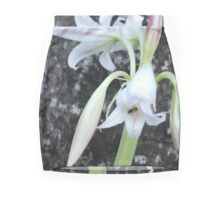 Barbados Spring Theme  Flowers If you like, please purchase, try a cell phone cover thanks Mini Skirt