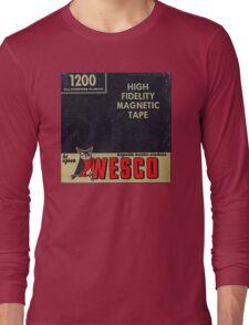 Wesco Magnetic Tape Long Sleeve T-Shirt