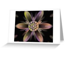 Puff Blossom Greeting Card
