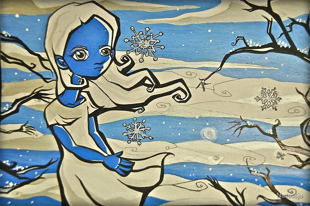 Snowflake by Natassja