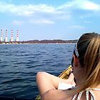 Kayak in the Harbor by Ryan Kleczka