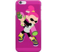 Inkling Boy (Pink) - Splatoon iPhone Case/Skin
