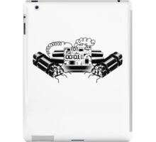 Short Fuse iPad Case/Skin