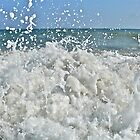 Ocean Spray - Matunuck Beach - Rhode Island by Jack McCabe