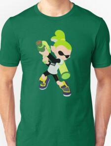 Inkling Boy (Green) - Splatoon Unisex T-Shirt