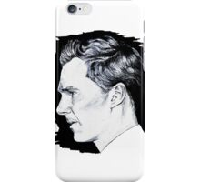Cumberbatch Drawing iPhone Case/Skin