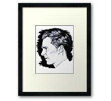 Cumberbatch Drawing Framed Print