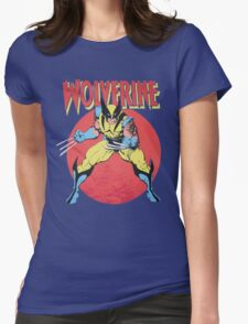 Wolverine Retro Comic T-Shirt