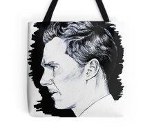 Cumberbatch Drawing Tote Bag