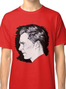 Cumberbatch Drawing Classic T-Shirt