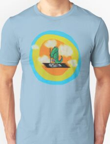 The Mighty Boosh – Eric Phillips Leaves for Alaska T-Shirt