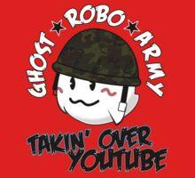 The GhostRobo Army Kids Tee