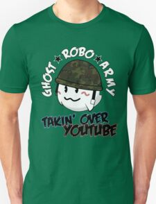The GhostRobo Army Unisex T-Shirt