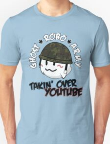 The GhostRobo Army T-Shirt
