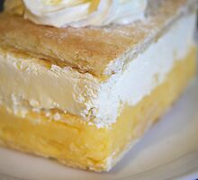 Food-Vanilla Slice by SharonD