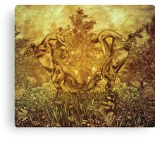 Centaurs Canvas Print