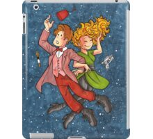 Doctor and River in Space iPad Case/Skin