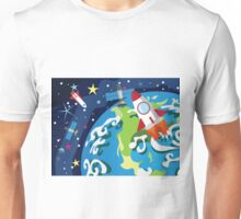 Earth Planet 3 Unisex T-Shirt