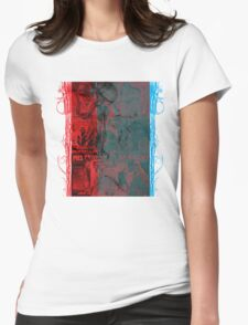 raw Womens Fitted T-Shirt