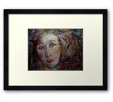 Simonetta Framed Print